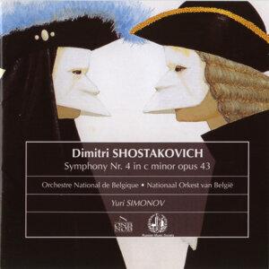 Yuri Simonov, Orchestre National de Belgique 歌手頭像