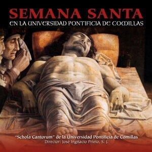 Schola Cantorum de la Universidad Pontificia de Comillas アーティスト写真