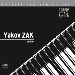 Yakov Zak アーティスト写真