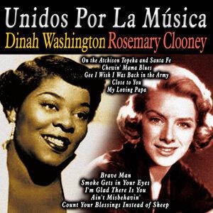 Dinah Washington & Rosemary Clooney 歌手頭像
