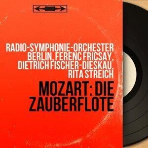 Radio-Symphonie-Orchester Berlin, Ferenc Fricsay, Dietrich Fischer-Dieskau, Rita Streich アーティスト写真