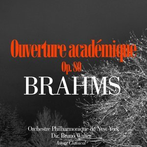 Orchestre philharmonique de New York, Bruno Walter アーティスト写真