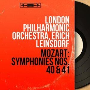London Philharmonic Orchestra, Erich Leinsdorf 歌手頭像