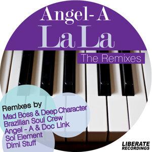 Angel-A 歌手頭像