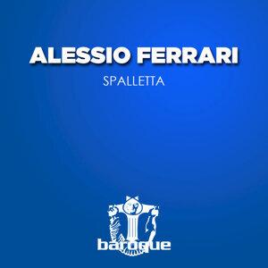 Alessio Ferrari アーティスト写真