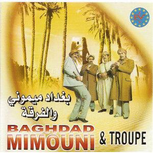 Baghdad Mimouni 歌手頭像