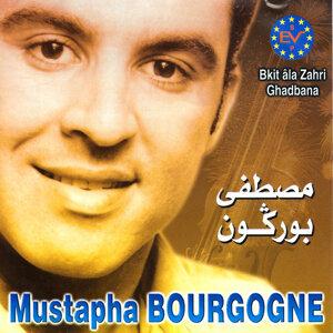 Mustapha Bourgogne アーティスト写真