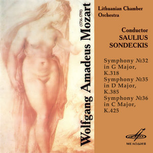 Saulius Sondeckis | Lithuanian Chamber Orchestra アーティスト写真