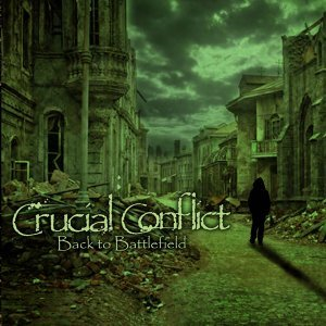 Crucial Conflict 歌手頭像