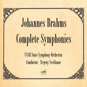 Evgeny Svetlanov | USSR State Symphony Orchestra 歌手頭像