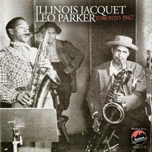 Illinois Jacquet & Leo Parker アーティスト写真