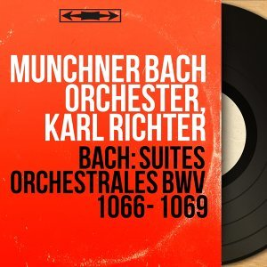 Münchner Bach Orchester, Karl Richter 歌手頭像