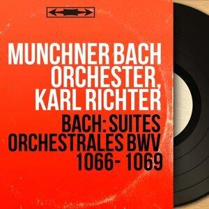 Münchner Bach Orchester, Karl Richter アーティスト写真