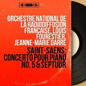 Orchestre national de la Radiodiffusion française, Louis Fourestier, Jeanne-Marie Darré アーティスト写真