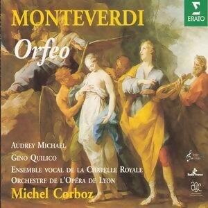 Gino Quilico, Audrey Michael, Michel Corboz & Orchestre de l'Opera de Lyon アーティスト写真