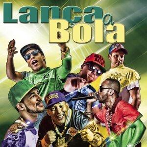 Mc Andrezinho Shock, Mc Bruninho Magnata, Mc Boy Do Charmes, Mc Frank, Mc Menor Do Chapa and Mc Tikão 歌手頭像