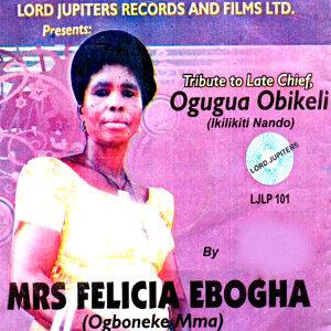 Mrs. Felicia Ebogha 歌手頭像