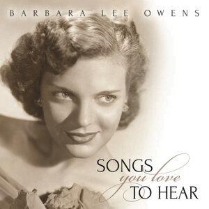 Barbara Lee Owens 歌手頭像