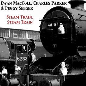 Ewan MacColl, Charles Parker & Peggy Seeger