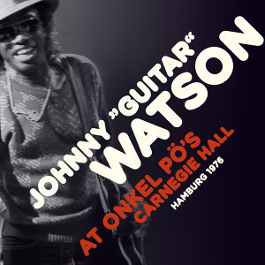"Johnny ""Guitar"" Watson 歌手頭像"