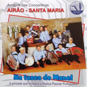 Amigos Das Concertinas Airão - Santa Maria 歌手頭像