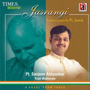 Pt. Sanjeev Abhyankar, Tripti Mukherjee アーティスト写真