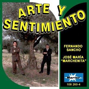 """Fernando Sancho y José María """"Marchenita"""" 歌手頭像"""
