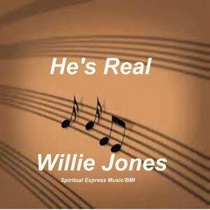 Willie Jones 歌手頭像
