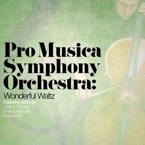Pro Musica Symphony Orchestra 歌手頭像
