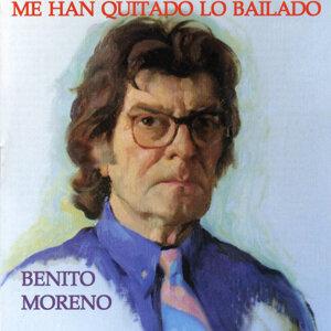 Benito Moreno アーティスト写真