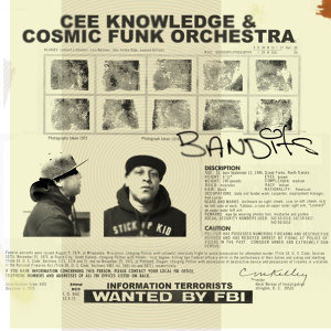 Cee Knowledge and The Cosmic Funk Orchestra