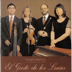 Musica Poetica Ensamble Barroco-UCA 歌手頭像