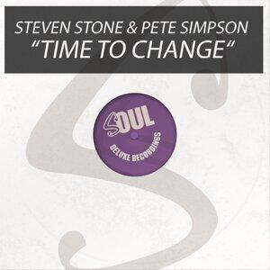 Steven Stone, Pete Simpson 歌手頭像