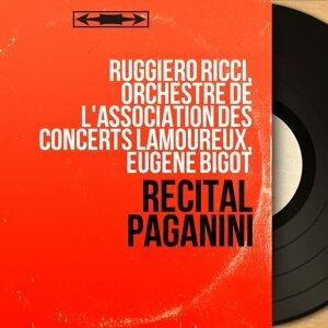 Ruggiero Ricci, Orchestre de l'Association des concerts Lamoureux, Eugène Bigot 歌手頭像