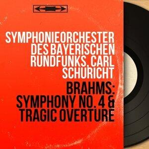 Symphonieorchester des Bayerischen Rundfunks, Carl Schuricht アーティスト写真