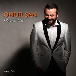 Onur Şan アーティスト写真