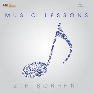 Z.A.Bokhari 歌手頭像
