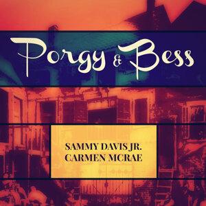 Sammy Davis, Jr. & Carmen McRae アーティスト写真