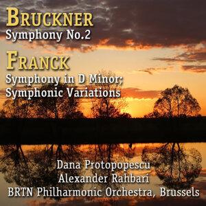 BRTN Philharmonic Orchestra; Alexander Rahbari; Dana Protopopescu 歌手頭像