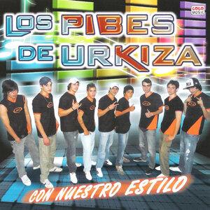 Los Pibes de Urkiza 歌手頭像