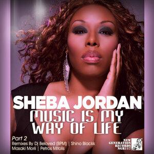 Sheba Jordan 歌手頭像