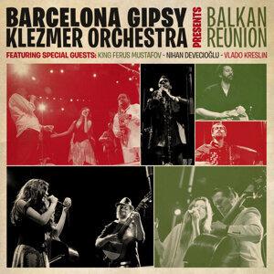 Barcelona Gipsy Klezmer Orchestra 歌手頭像