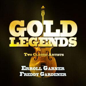 Erroll Garner|Freddy Gardener アーティスト写真