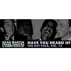 Dean Martin, Frank Sinatra & Sammy Davis Jr.