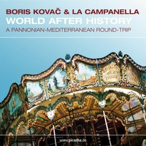 Boris Kovač & La Campanella アーティスト写真