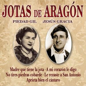 Jesús Gracia y Piedad Gil 歌手頭像