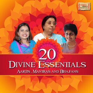 Usha Mangeshkar, Uma Mohan, Sadhana Sargam 歌手頭像
