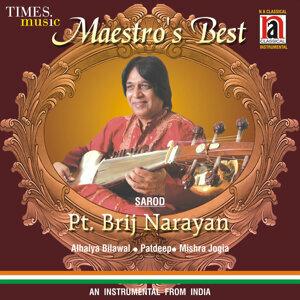Pt. Brij Narayan 歌手頭像