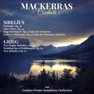 Charles Mackerras & London Proms Symphony Orchestra アーティスト写真