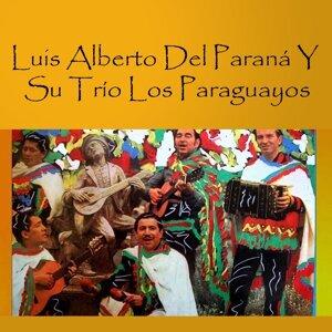 Luis Alberto del Paraná y Su trio Los Paraguayos 歌手頭像